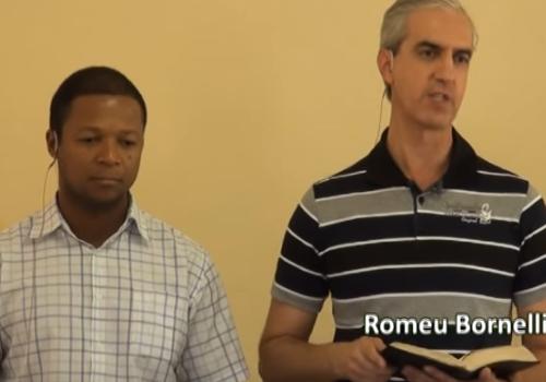 Meditação Mesa do Senhor Pretória-África do Sul – 12/02/2012 – Romeu Bornelli