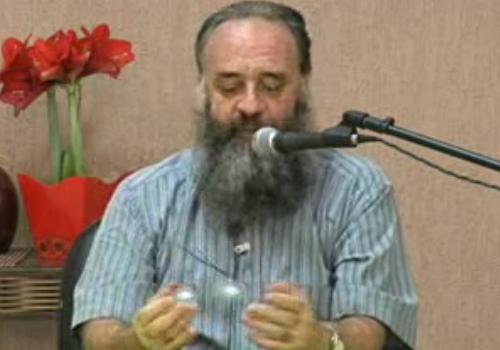 A Divindade de Cristo – 03/02/2009 – Gino Iafrancesco