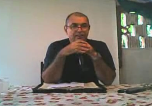 Angelologia – 14/02/2009 – Sérgio Ventura