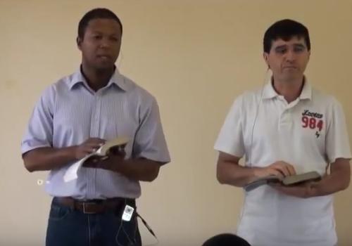 O Mistério de Cristo Pretória-África do Sul – 11/02/2012 – Luiz Fontes